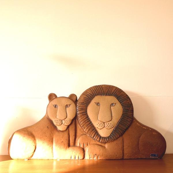 Lisa Larson NOAKS ARK ライオン
