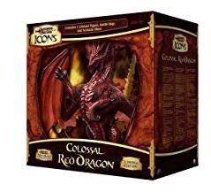 D&D ICONS シリーズ ドラゴンダンジョンズ&ドラゴンズ(Dungeons & Dragons) ミニチュア