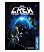 ザ・クルー  The Crew: The Quest for Planet Nine 日本語訳付き ボードゲーム