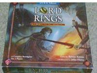 指輪物語 対決 ボードゲーム