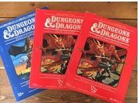 ダンジョンズ&ドラゴンズ 新和 ルールセット クラシック D&D