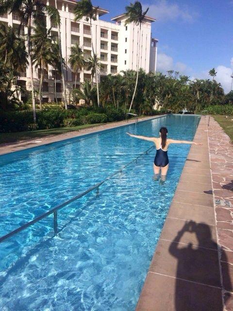 松井愛莉のかわいい水着画像