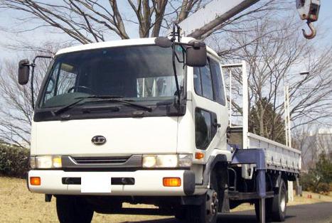 日産ディーゼルの中古トラック