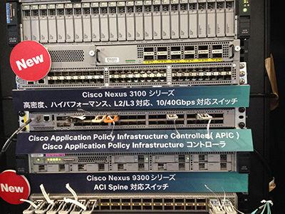 CiscoNexus3100シリーズ