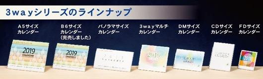 2019-3wayシリーズ
