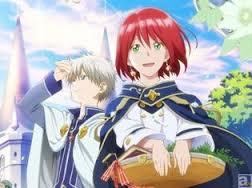 赤髪の白雪姫 (第2期)