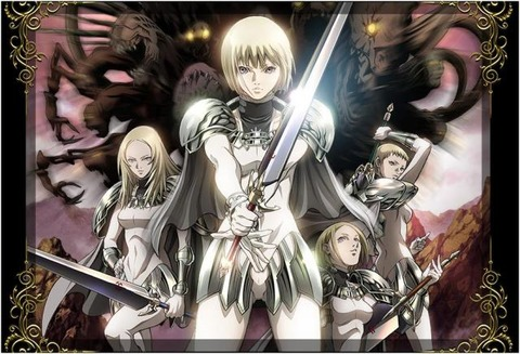 CLAYMORE(クレイモア)