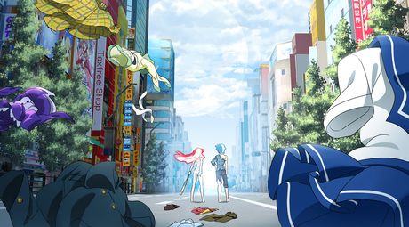 AKIBA'S TRIP -THE ANIMATION