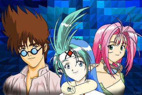 マクロス ダイナマイト7 (OVA)