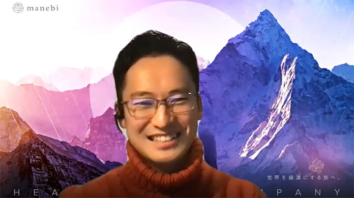 パッションリーダーズでも大活躍! 株式会社manebiの田島社長のセミナーを開催