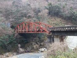 木谷原橋遠景