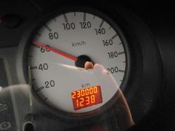 230,000km