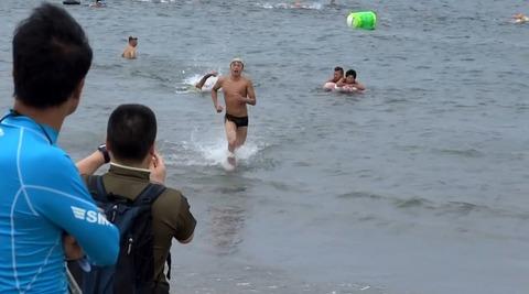 三浦遠泳大会5