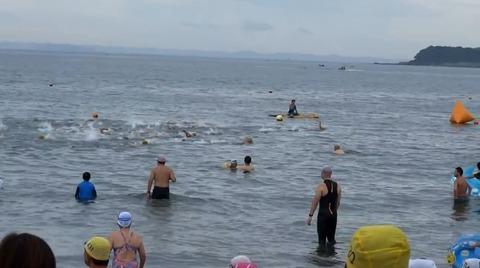 三浦遠泳30歳3