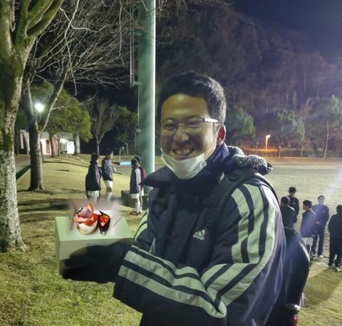 川原先生誕生日