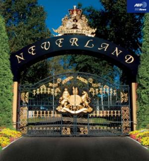 ネバーランドの門