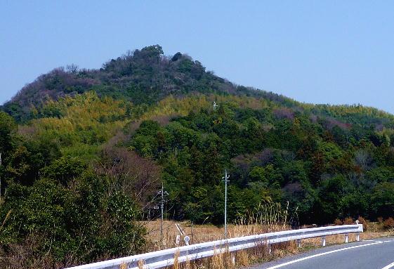 里山徘徊:山口県発:田布施町の行者山