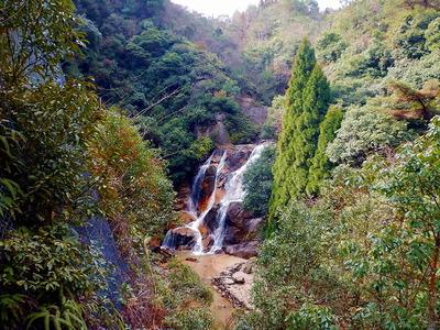 妹背の滝 (1)雄滝