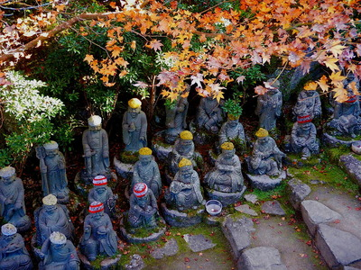 大聖院の五百羅漢 (2)