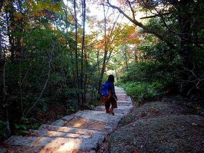 宮島を歩く (12)