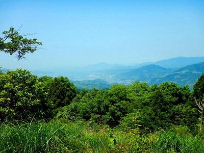 炭倉山 (3)山頂にて