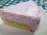 いちごのムースケーキ2
