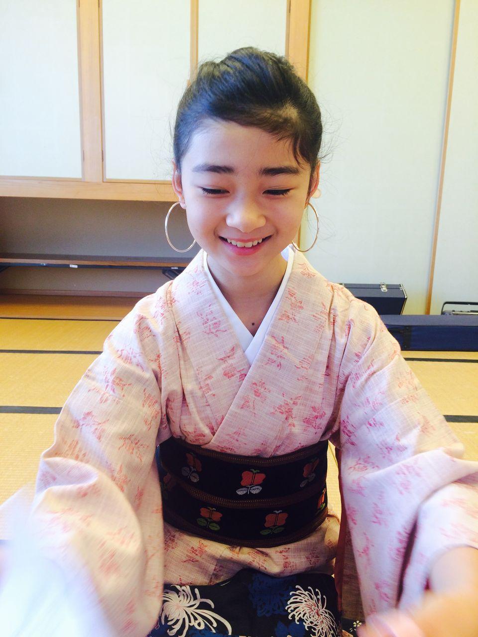椿の日本舞踊教室:大和なでしこ