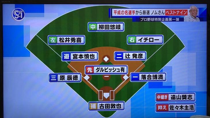 ノムさんの平成ベスト9!!!