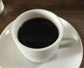 マツさんのコーヒー