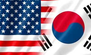 アメリカ韓国
