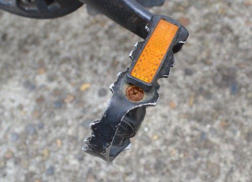 ドッペルギャンガーのクロスバイク801 primacy(折りたたみ)が3年
