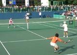 ダブルス ニッケ全日本テニス選手権