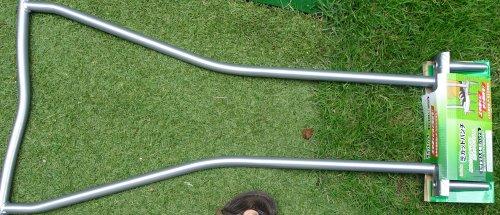 エアレーション用の芝カットパンチ