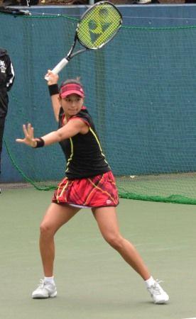瀬間詠里花 ニッケ全日本テニス選手権