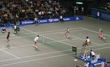 全日本テニス選手権 女子ダブルス決勝