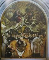 エル・グレコの最高傑作といわれている「オルガス伯の埋葬」