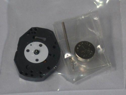 腕時計のムーヴメントをセイコーのHATTORY PC21JにDIYで交換