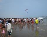 九十九里浜『地曳きまつり』