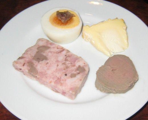 神保町のワインダイニング ate」(アテ) 料理