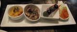 前菜盛り合わせ 戸越銀座のオーガニックキッチン Mugi 麦