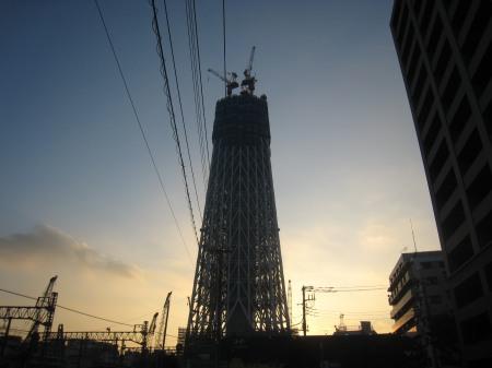 新東京タワー「東京スカイツリー」
