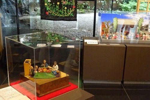 目黒雅叙園の百段階段で開催されている「神の手 ニッポン展」へ