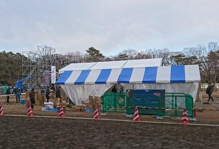 東京2020ライブサイト in 2018 井之頭公園
