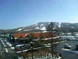 軽井沢スキー場画像