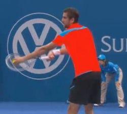 ブリスベン国際男子テニス 準々決勝で錦織圭が勝利しヒューイットとの準決勝へ
