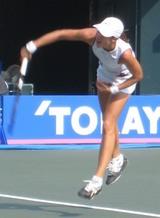 カテリーナ・シュレボトニック 東レ パン・パシフィック・オープン・テニス