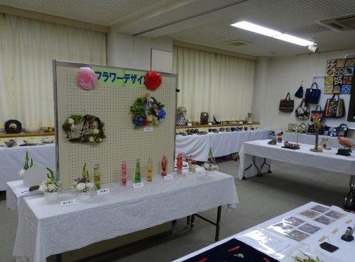 「コミュニティ祭り」浦島丘中学校のコミュニティハウス