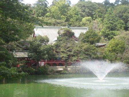 井の頭公園 弁財天