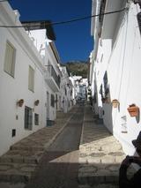 ミハス(Mijas)街並み