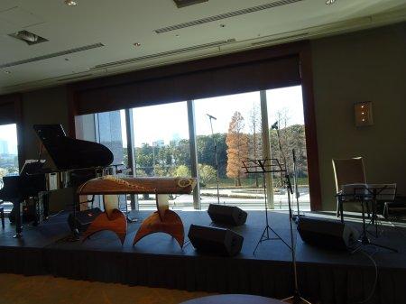 二十絃箏の中垣雅葉さんのコンサート